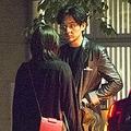 誕生日当日に 松田龍平が自宅前で満島ひかり似の美女とケンカ?