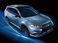 三菱アウトランダーPHEV新車情報・購入ガイド ビルシュタインを装備したスポーティな特別仕様車ブラックエディション