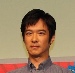 ドラマ「半沢直樹」で主演を務めた堺雅人さん(2013年撮影)