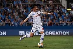 山口、DF武岡優斗の加入を発表! 昨季限りで甲府を退団