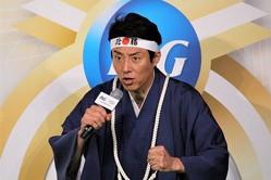 松岡修造さん(2018年撮影)