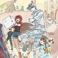 好評放送中のTVアニメ「はたらく細胞」が早くも再放送決定! 10月6日より毎週土曜日TOKYO MXにて