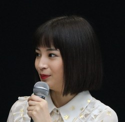 広瀬すずさん(2016年撮影)