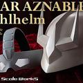機動戦士ガンダム「シャア・アズナブル」着用の実物大ヘルメットが発売