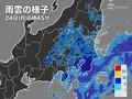 東京都心などで雨 通勤・通学時間帯にはしっかりとした傘が必要