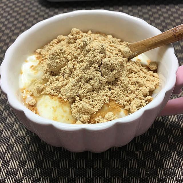 [画像] 冬の便秘対策に!きな粉で食物繊維ちょい足し生活始めませんか?