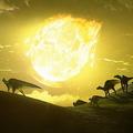 恐竜を滅ぼした小惑星は最悪の角度で衝突?二酸化炭素や硫黄を大量放出か