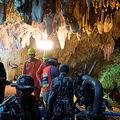 洞窟から全員救助!タイのサッカー少年たちをあの名門2チームが招待へ