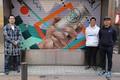 コロナ禍の店舗を支援!シャッターを活用したアートプロジェクト『CHILL ART』