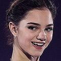 エフゲニア・メドベージェワ【写真:Getty Images】