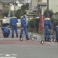 「ドンという音が」千葉の住宅街で女性がはねられて死亡 ひき逃げか