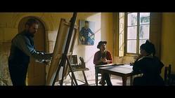『スター・ウォーズ』ポーがあの有名画家に!映画『永遠の門 ゴッホの見た未来』場面写真