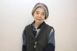 『万引き家族』インタビューの際の樹木希林 (18年4月撮影)/撮影/山崎伸子