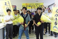 吉沢悠が自分の利益を 追求する悪徳プロデューサーに! (C)Koto Production Inc.