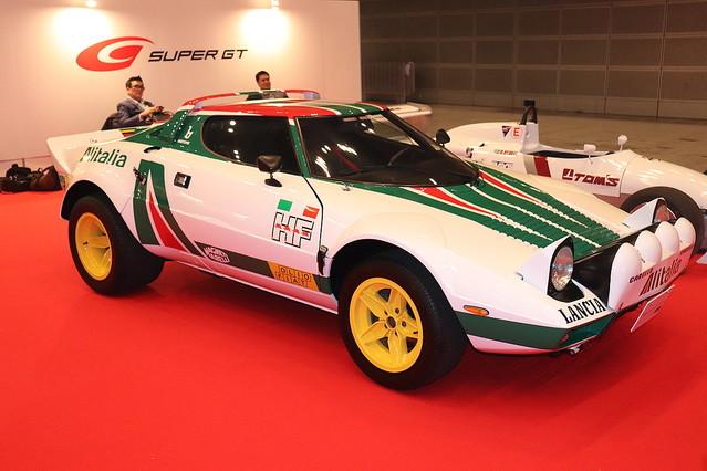 幕張で開催されたレーシングカー限定の競売 どんな車両が出品された ...