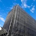 1戸あたり80万〜100万円かかるとされるマンションの大規模修繕工事