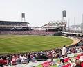 太っている野球ファンに快適な球場は 座席のゆとりは広島がダントツ