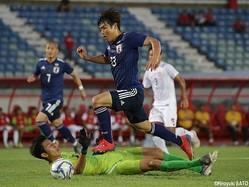 U-22日本代表MF岩崎悠人(札幌)