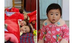 北朝鮮の子ども(WFPのHPより、転載・転用禁止)=(聯合ニュース)