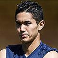 日本代表の武藤嘉紀【写真:Getty Images】