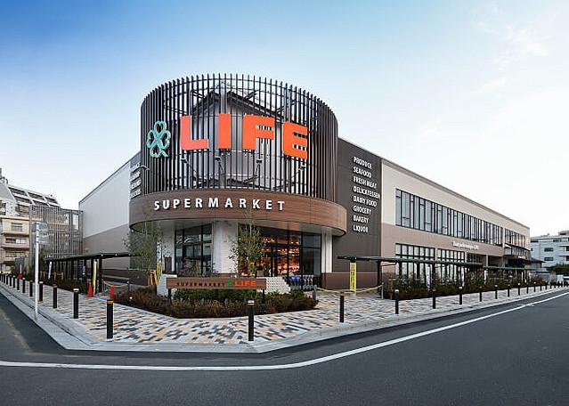スーパー「ライフ」が各店舗1日ずつ臨時休業へ 目的は「従業員の体と心のリフレッシュ」