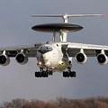 ロシアの早期警戒管制機A50(ロシア国防省のHPより、転載・転用禁止)=23日、ソウル(聯合ニュース)