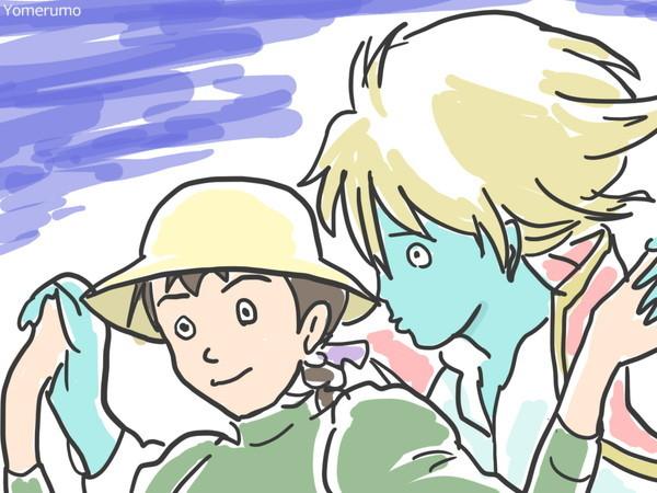 ジブリ ハウルの動く城の極秘情報と噂9選 キムタクは練習せず本番 細田守が監督を務める予定だった など ライブドアニュース