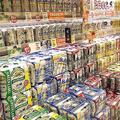 ビール類の売り上げが4カ月ぶりに前年比減 台風の影響があったか