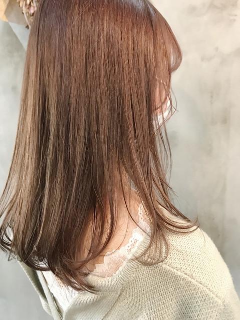 髪 染め ブリーチ なし