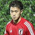 U-23日本代表の食野亮太郎【写真:Football ZONE web】