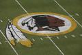 NFLレッドスキンズのロゴマーク(AP)