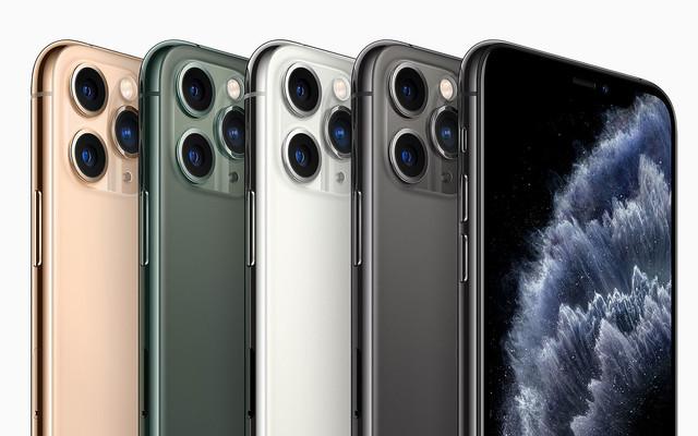 「iPhone 11 Pro/Pro Max」発表。初めて『Pro』を冠したiPhone