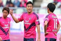 都倉は自身のツイッターで、Jリーグの延期ついて言及した。写真:山崎賢人(サッカーダイジェスト写真部)