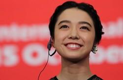 上白石萌音さん(写真:YONHAP NEWS/アフロ)