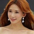 29日、台湾の女優リン・チーリンが、「これはマジックか?」と英メディアにその若々しい美貌を取り上げられている。写真はリン・チーリン。