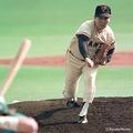 1987(昭和62)年10月28日、日本シリーズ第3戦に登板した江川卓