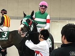 【新潟大賞典】ルメール「疲れてしまいました」レース後関係者コメント
