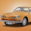 中身はドイツ! デザインはイタリア! 世界をざわつかせた「カルマンギア」という衝撃の名車
