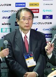 ミュンヘン五輪100m平泳ぎ金メダリストの田口信教氏(時事通信フォト)