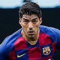 バルセロナを退団したウルグアイ代表FWルイス・スアレス【写真:Getty Images】