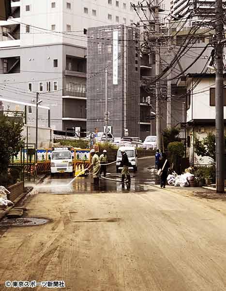 浸水被害に遭った武蔵小杉が迎える正念場 価値は今後低くなる
