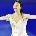 キム・ヨナが6年ぶりに海外アイスショーに出演、出演料は全額寄付