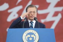 韓国の保守系最大野党から驚きの提案が(写真=YONHAPNEWS/AFLO)