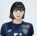 「HKT48」の豊永阿紀さんが語るサッカーとアイドルの共通点とは?【写真:荒川祐史】