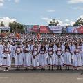 エチオピアの首都アディスアベバで開かれた祭典に集まったオロモ人たち(2019年10月4日撮影、資料写真)。(c)YONAS TADESSE / AFP