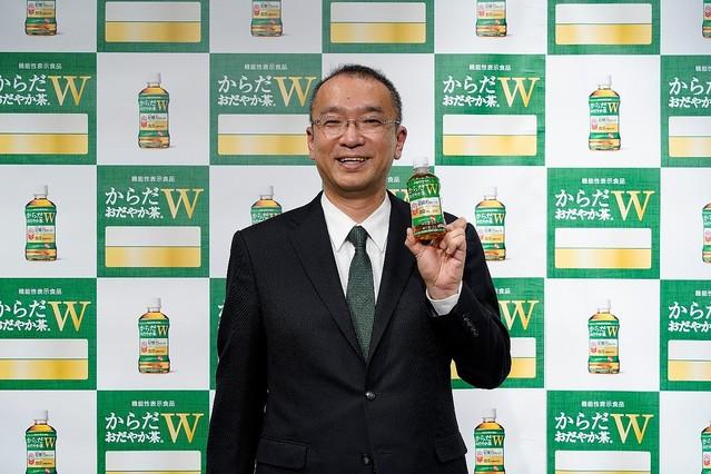 日本初!「記憶力」と「血圧」にWではたらく、GABA配合の機能性表示食品『からだおだやか茶W』ってどんなお茶?