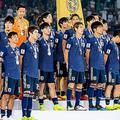アジアカップ2位となった日本代表(撮影:佐野美樹/PICSPORT)
