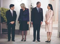 英国から見れば、日本の保守派は皇室に厳しいと映るのか JONES IAN/POOL/GAMMA/AFLO