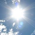 太陽燦々の季節がやってきます