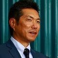 ソフトバンクのヘッドコーチに就任した小久保裕紀氏【写真:荒川祐史】